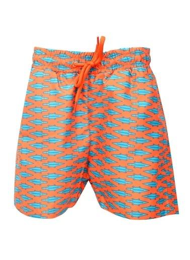 Sportive Çocuk Lacivert Deniz Şortu 711221-Lcv Renkli